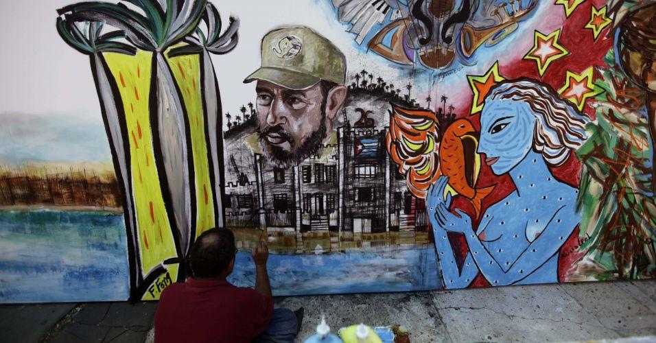 Aniversário de Fidel