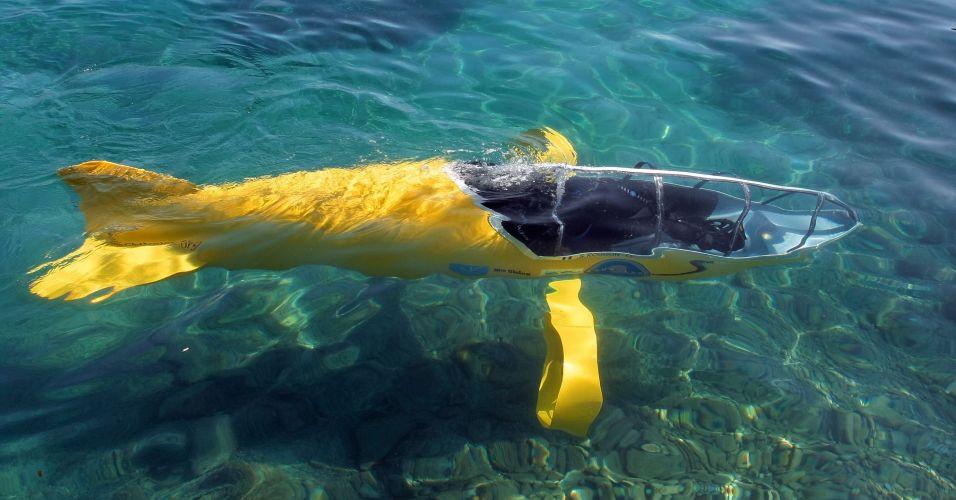 Submarino ecológico