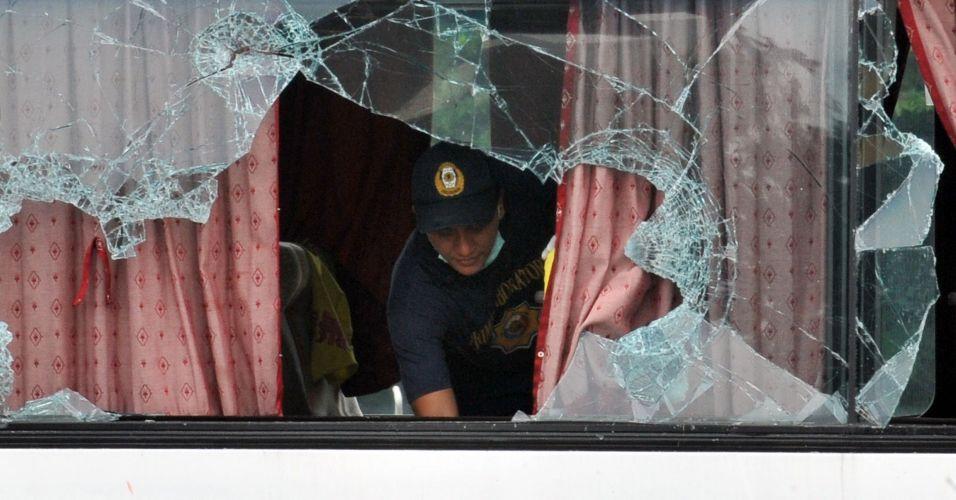 Tragédia nas Filipinas