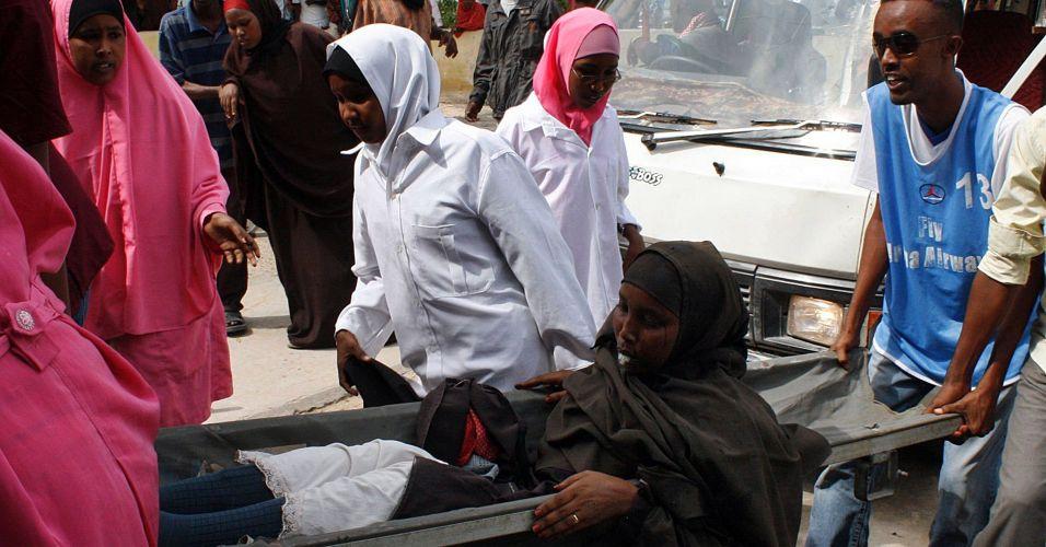 Terror na Somália