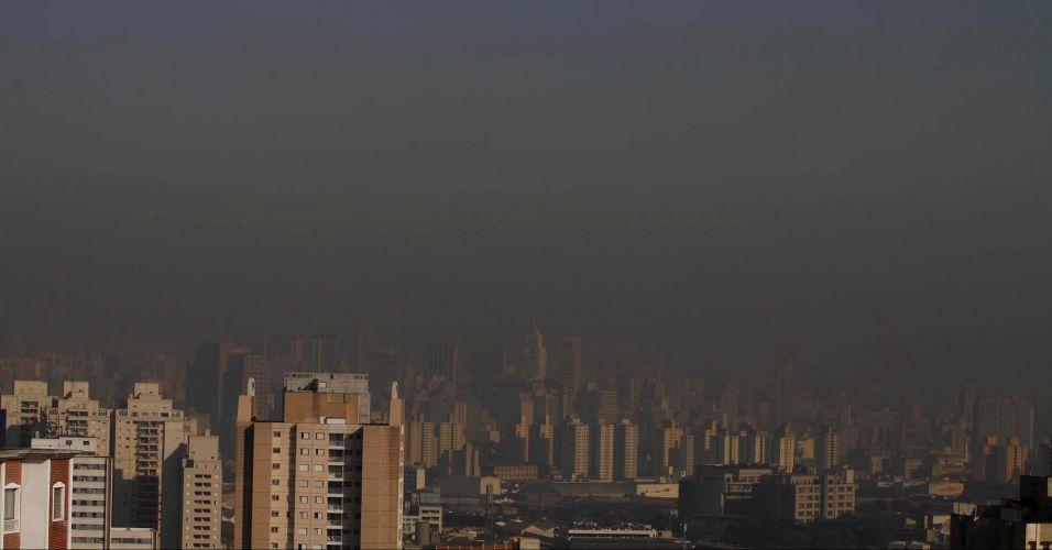 Poluição em SP