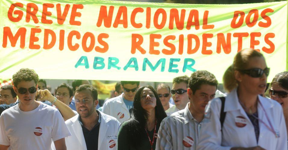 Manifestação no DF