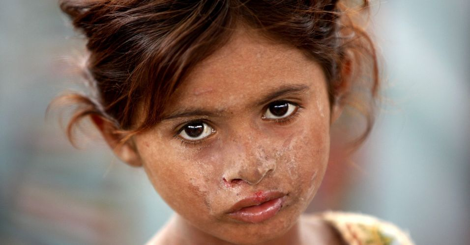 Refugiada paquistanesa