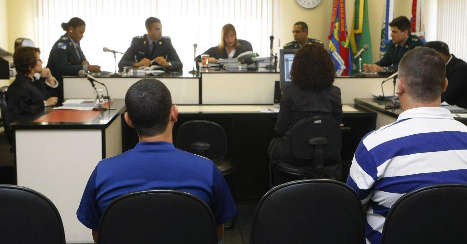 Interrogatório no Rio