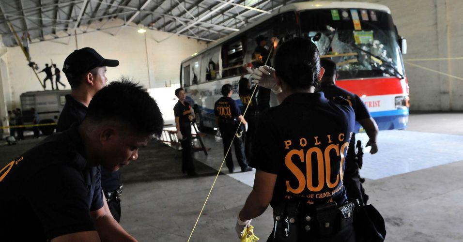 Investigação nas Filipinas