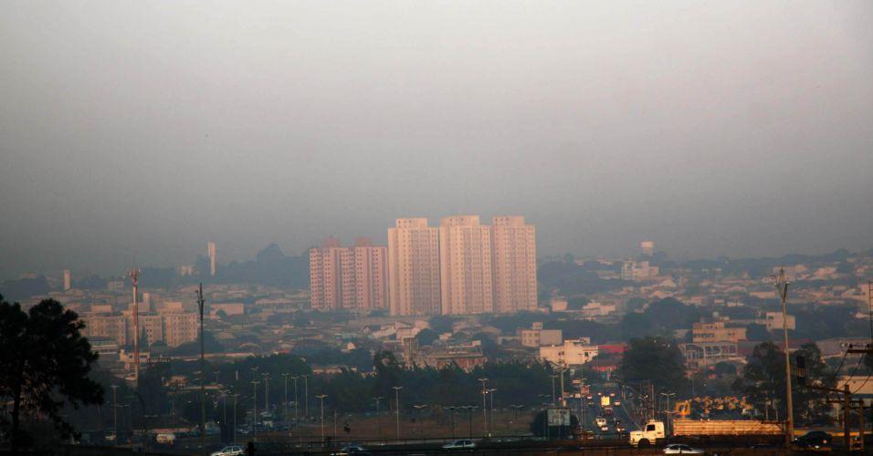 Poluição no ABC
