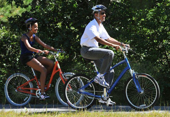 Obama de férias