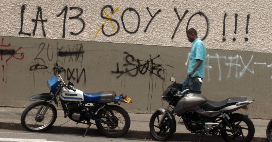 Gangues na Colômbia