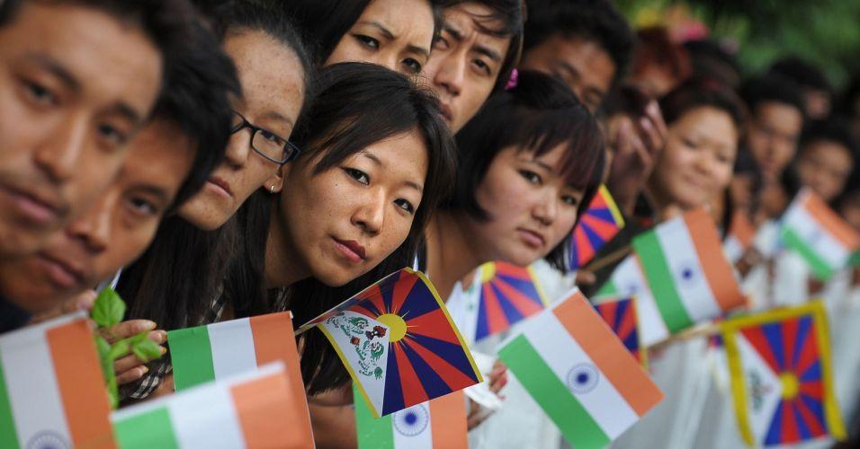 Homenagem ao Dalai Lama