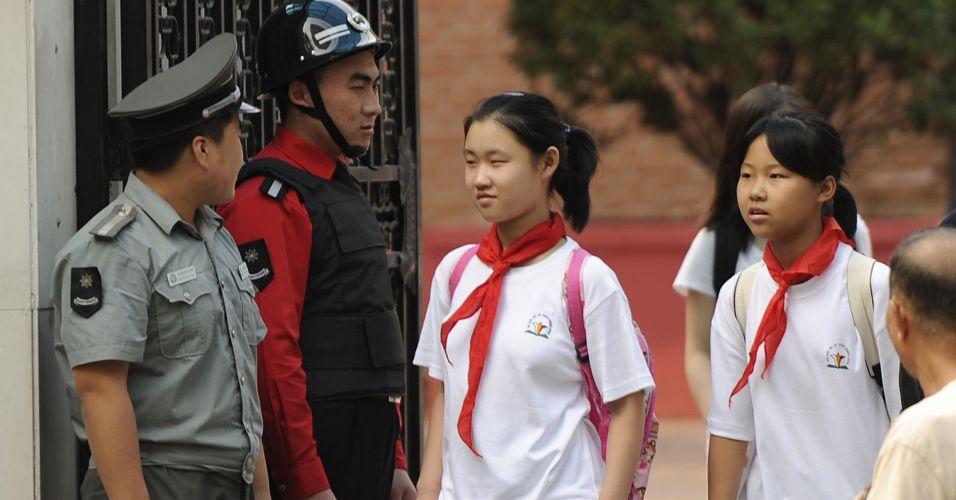 Escolas na China