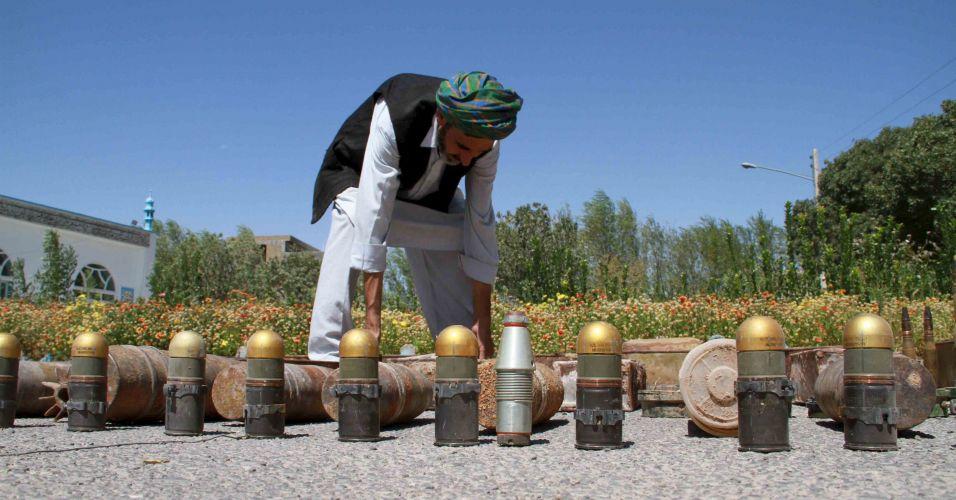 Armas no Afeganistão