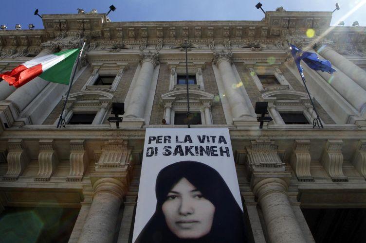 Apoio a Sakineh