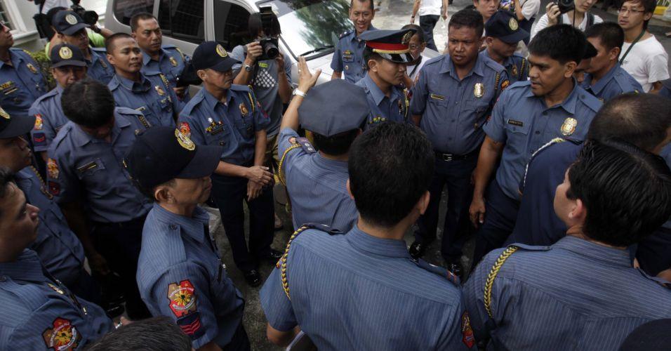 Sequestro de ônibus em Manila
