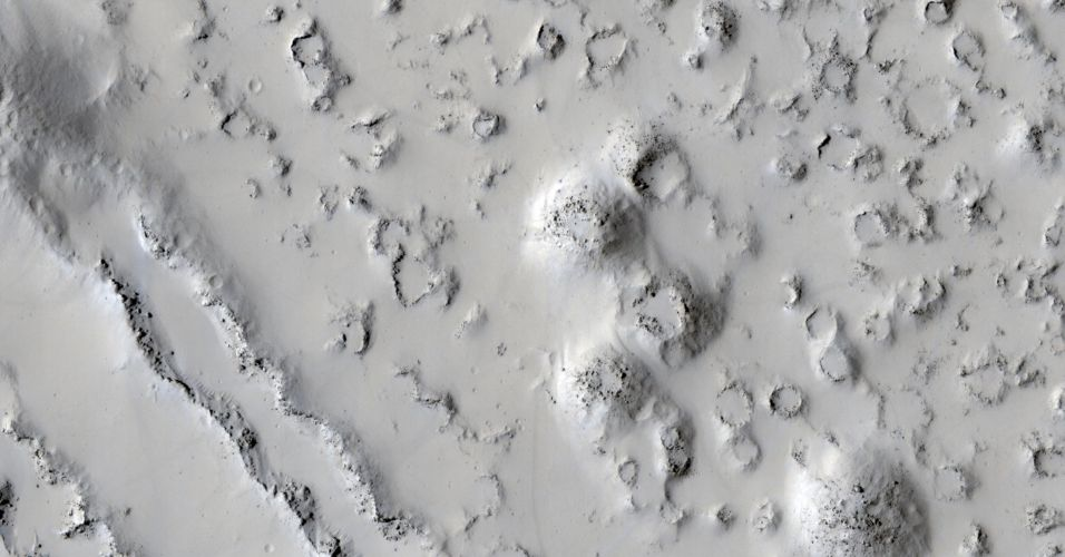 Cones de Marte