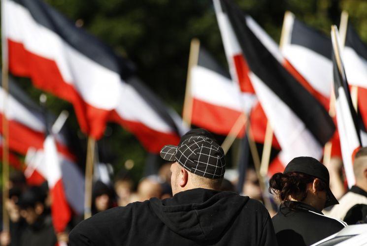 Nazistas na Alemanha