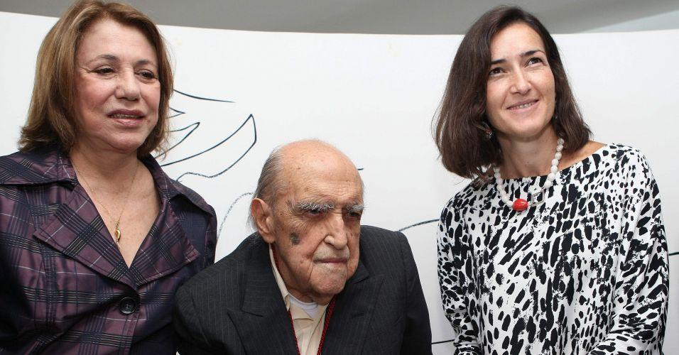 Homenagem a Niemeyer
