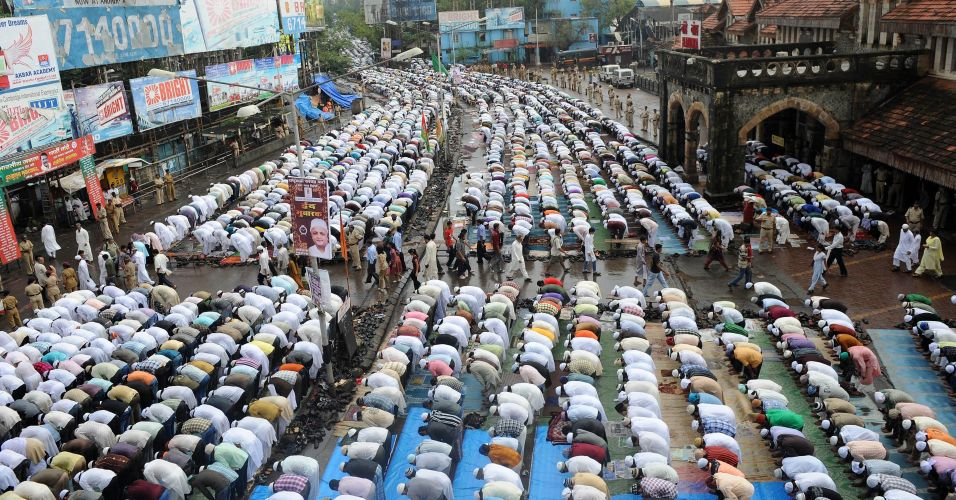 Fim do Ramadã