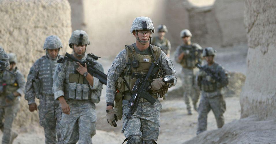 Conflito no Afeganistão