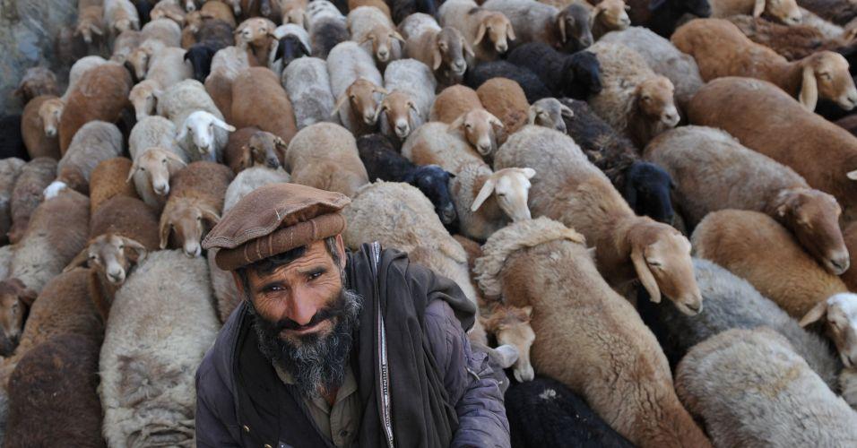 Pastor afegão