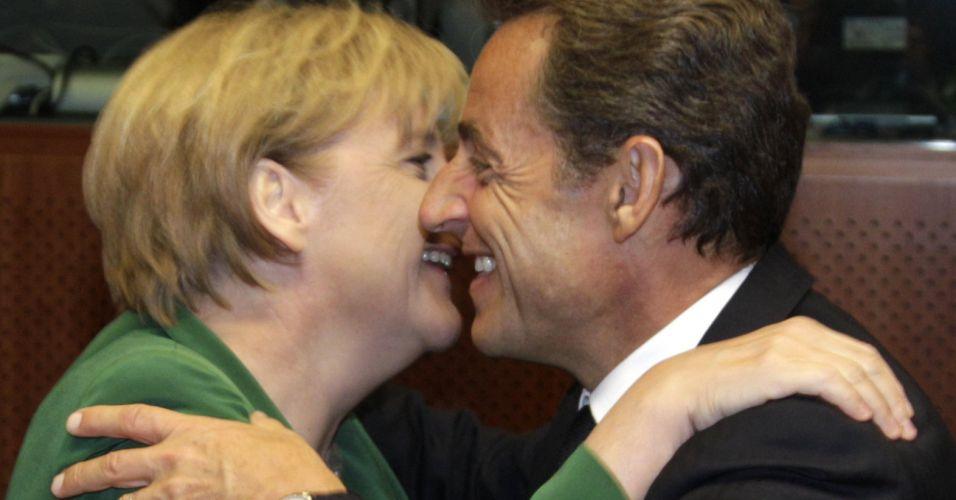 Encontro de líderes europeus