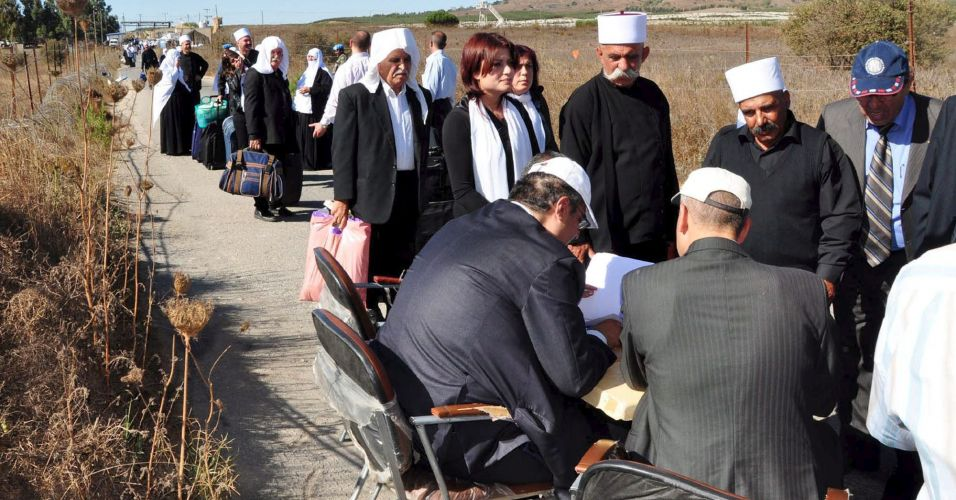 Clérigos na Síria
