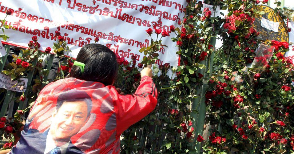 Protesto dos Camisas Vermelhas