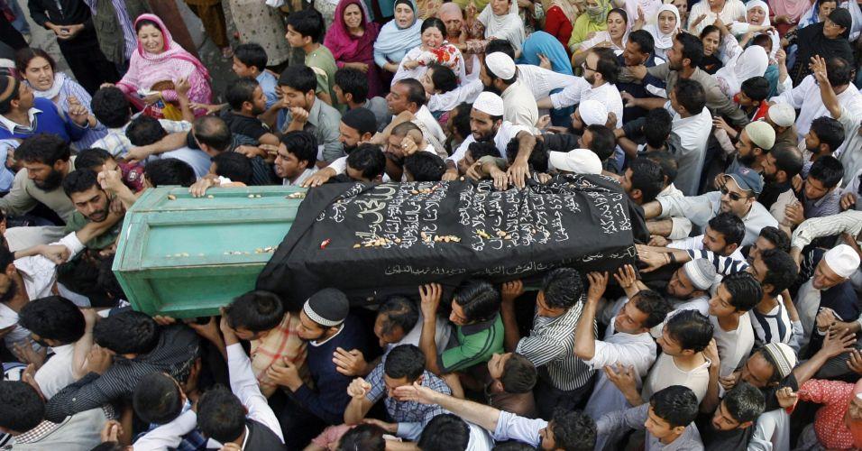 Funeral na Cexemira