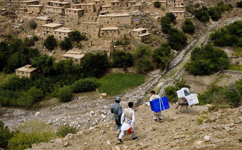 Eleições no Afeganistão