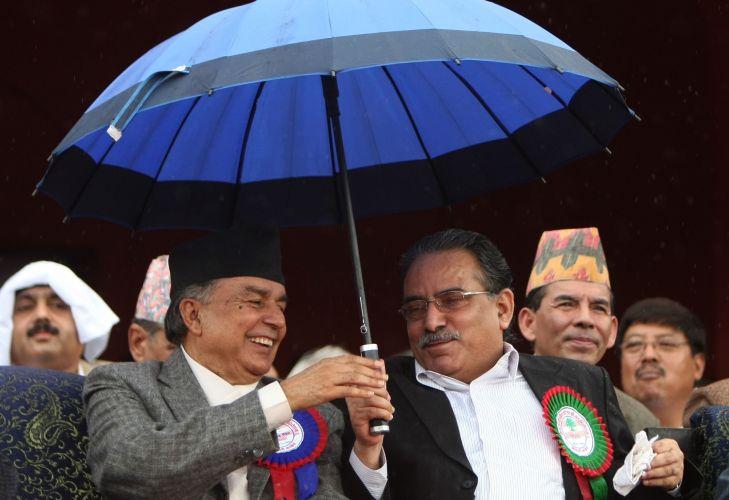 Política no Nepal