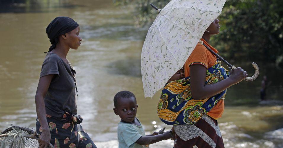 Violência no Congo