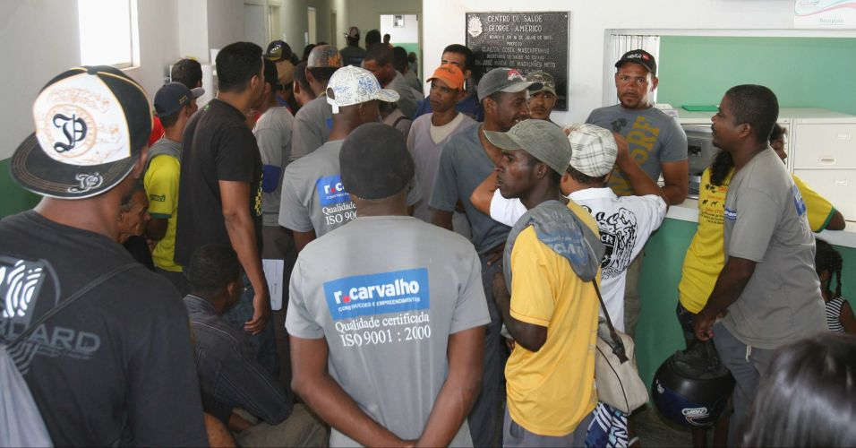 Intoxicação alimentar na Bahia