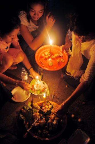Festival da Morte no Camboja