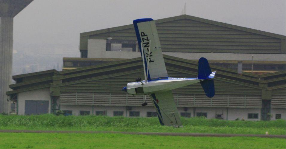 Queda de avião na Indonésia