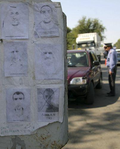 Procurados no Tajiquistão
