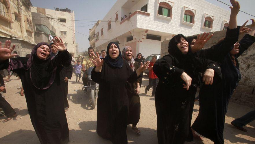 Palestino morto