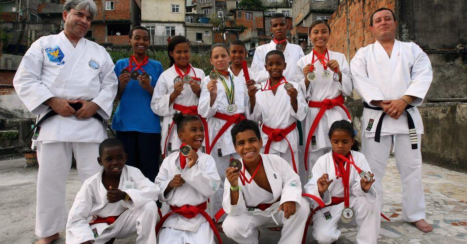 Karatê no Rio