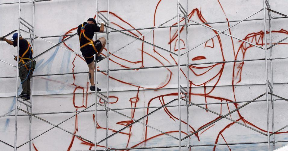 Grafite no Rio