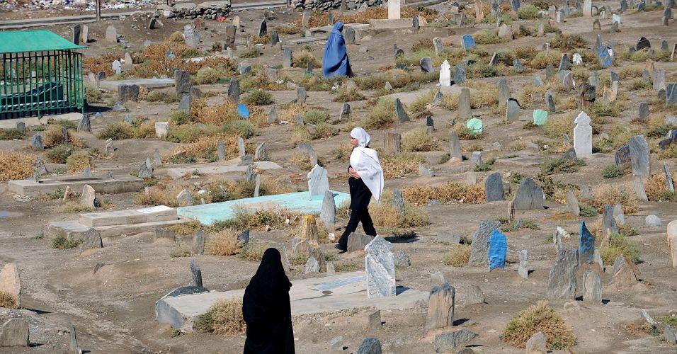 Cemitério afegão