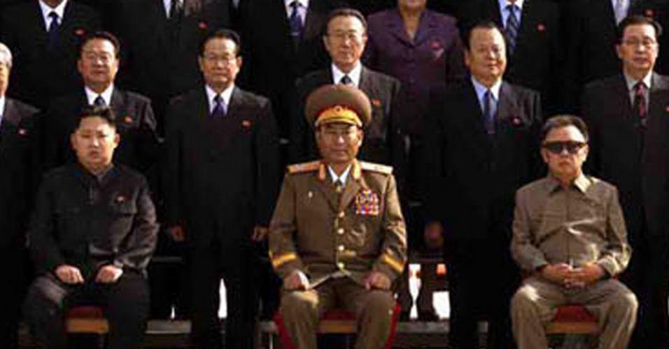 Filho de ditador coreano