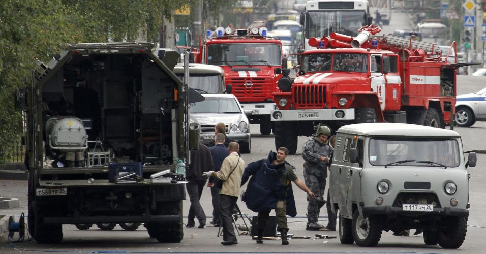 Bomba na Rússia
