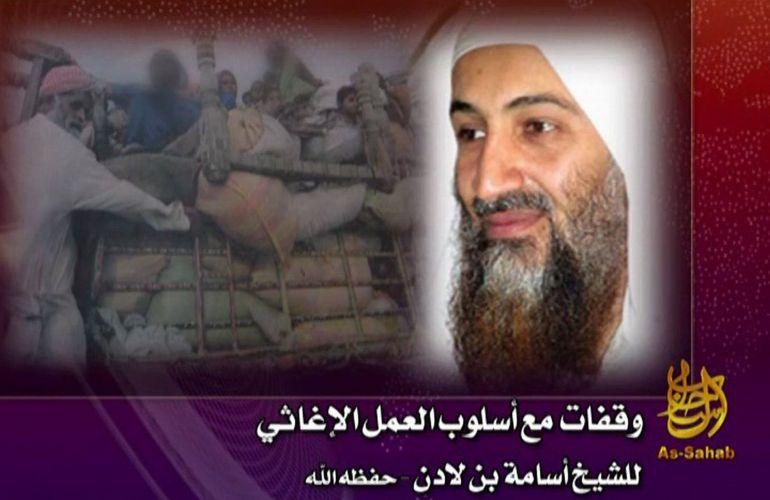Bin Laden em áudio
