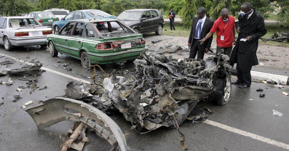 Ataques na Nigéria