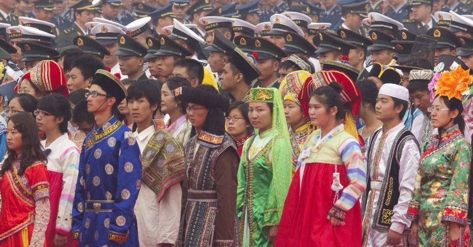 61 anos da República Popular da China