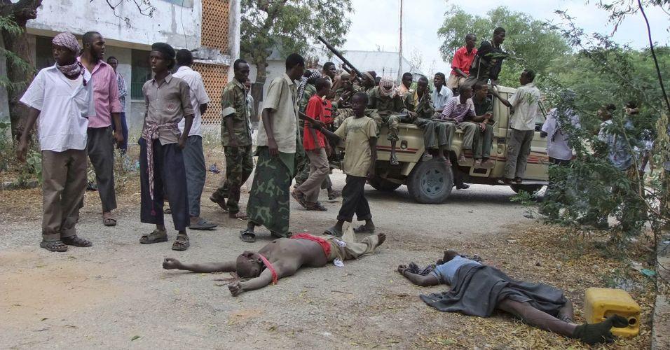 Violência na Somália