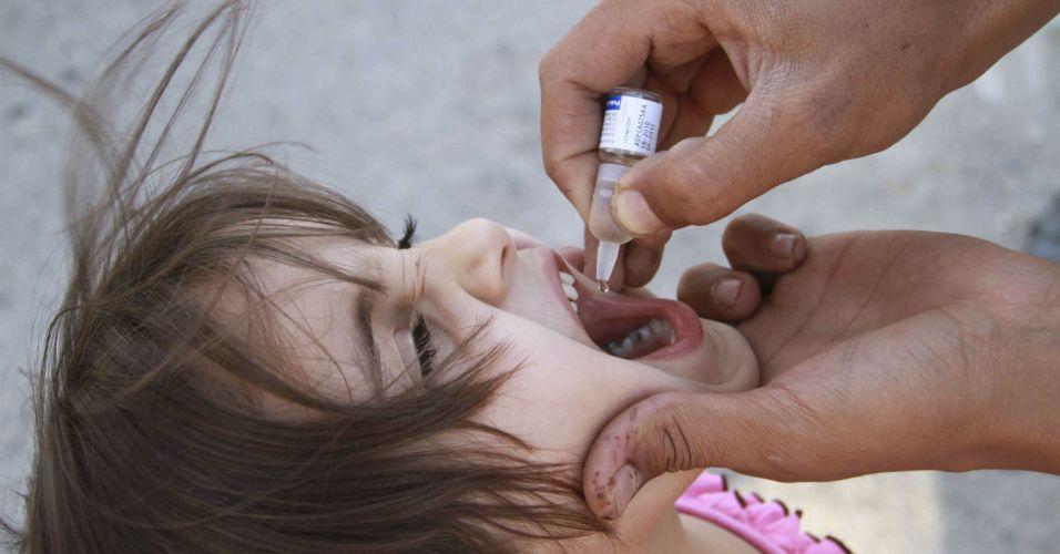 Vacinação no Afeganistão