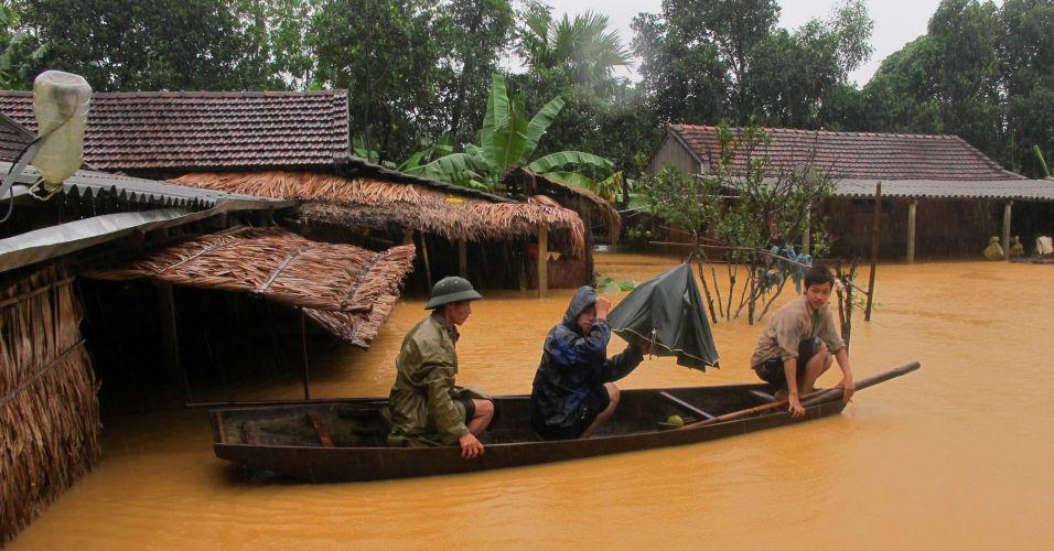 Chuvas no Vietnã