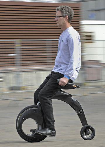Bicicleta elétrica