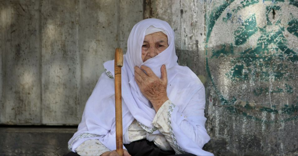 Mulher palestina