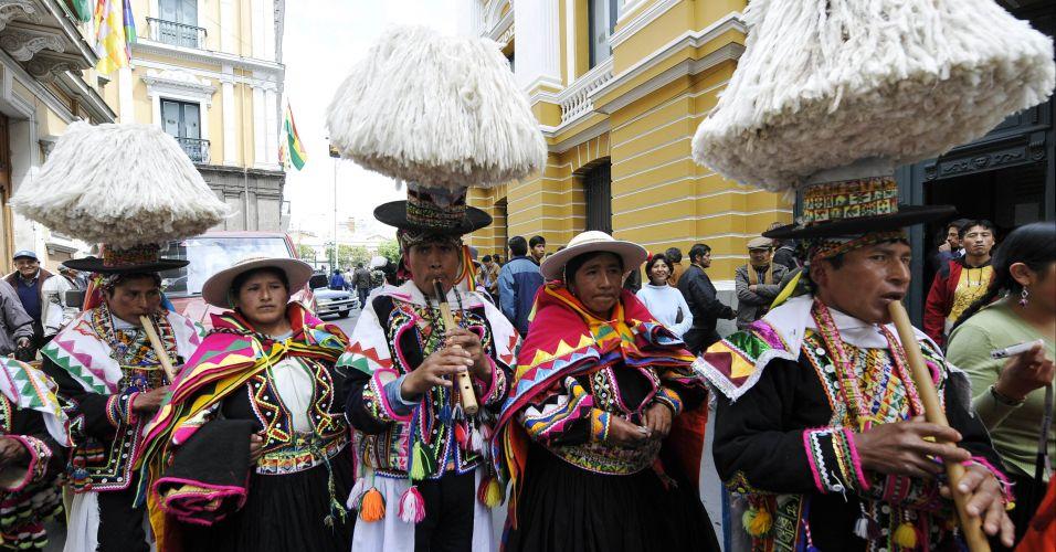 Lei contra o racismo na Bolívia