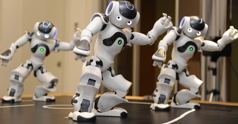 Robôs em Tóquio